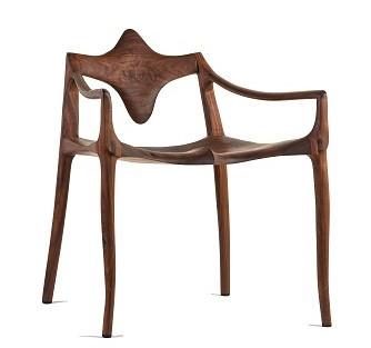 La Brea Low Chair