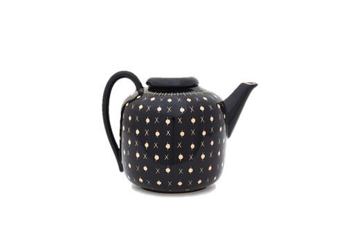 Lilly Tea Pot