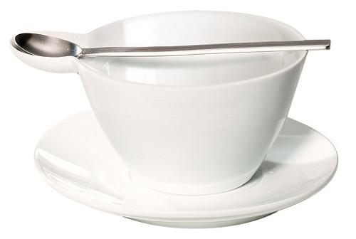 Multi Cup & Spoon - Latte Empty