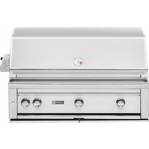 "Lynx 42"" Built-In Gas Grill with Rotisserie"