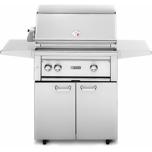 "Lynx 30"" Freestanding Gas Grill - All ProSear2 IR Burner with Rotisserie"