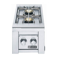 Lynx Built-in Double Side Burner