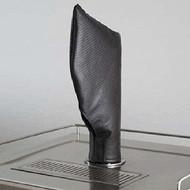 Lynx Kegerator / Tower Tap Head Carbon Fiber Vinyl Cover