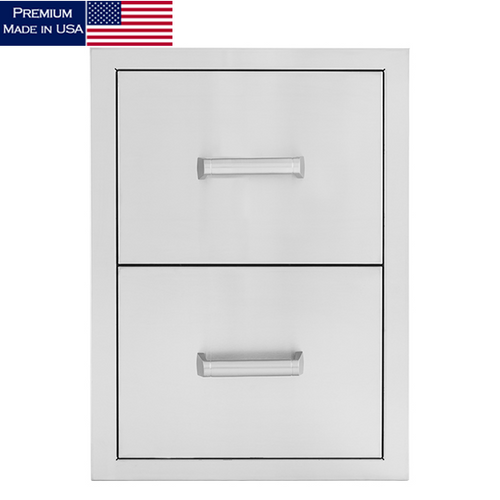 All Pro Premium Two Drawer Cabinet (US-SDAD)