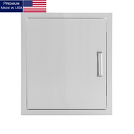 Premium 17-inch Single Access Door (US-SSA2017)