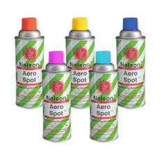 Nelson Aerospot Aerosol Tree and Log Marking Paint