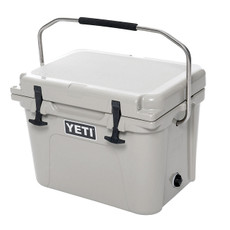 Yeti Roadie Cooler White