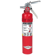 Amerex 2.5 lb Dry Chemical Fire Extinguisher, A-417T