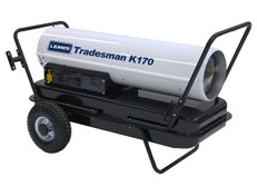 Tradesman Forced Air Portable Kerosene Heater, K170