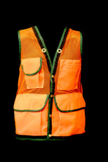 Nylon Mesh Cruiser Vest, 10 pocket