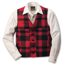 Filson Mackinaw Wool Vest, #020