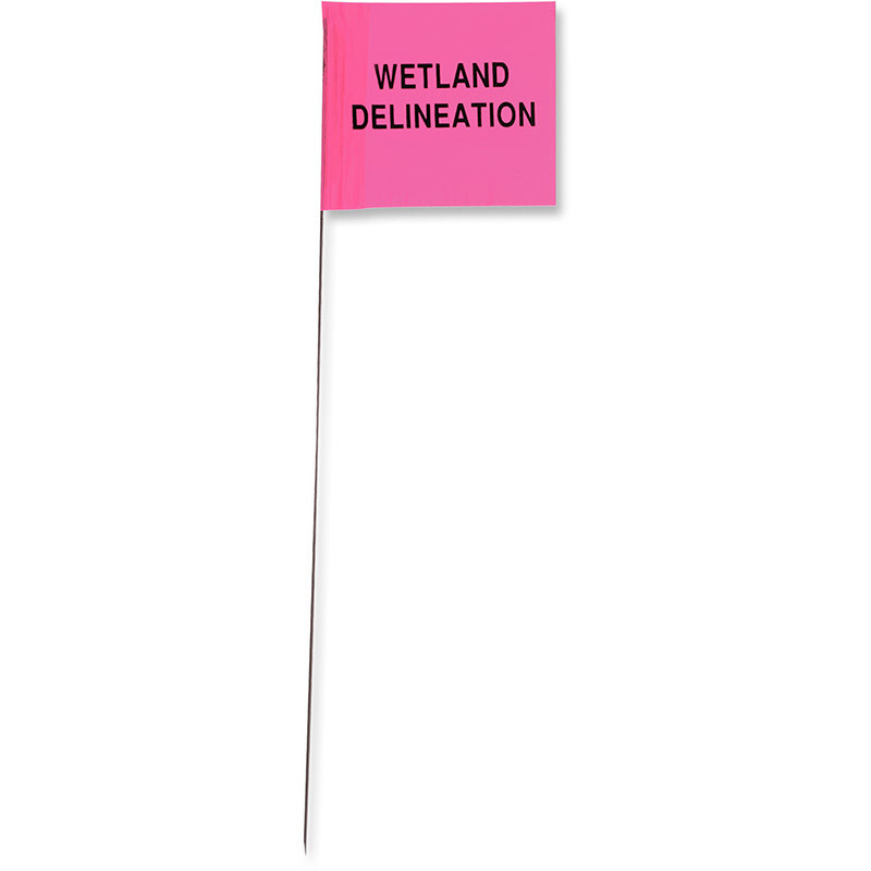 Wetland Delineation Wire Flag, 4530-PGWD