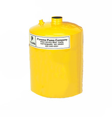 Panama Cylindrical Stainless Steel Tank, G-40