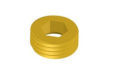 Drip Torch Check Valve Seat 100-06