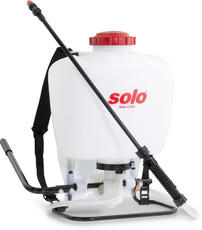 Solo 435 Backpack Sprayer, 5 Gallon, Piston Pump