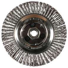 Pferd Stringer Bead Twist Knot Wheel Brush