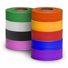 Presco Vinyl Roll Flagging Tape