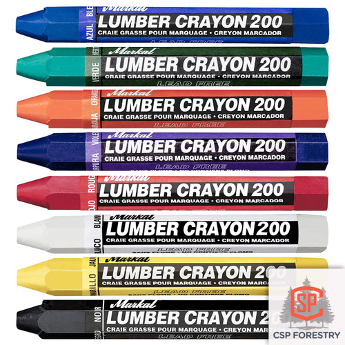 Markal #200 Lumber Crayon All Colors