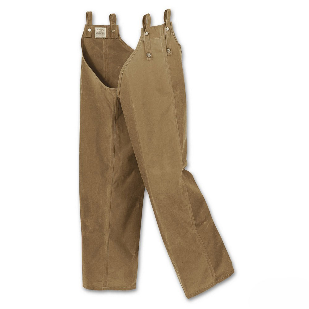 970cd59fc68 Filson Single Tin Chaps at CSPForestry.com