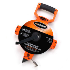 Keson Metric Open Reel Fiberglass Tapes OTR-50M
