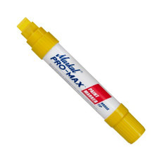 Markal Pro-MAX Paint Markers - Yellow