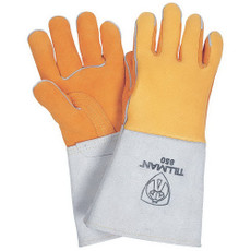 Tillman 850 Gold Elkskin Welder's Gloves