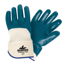 Memphis Palm Coated Predator Thick Premium Nitrile Gloves, 9760
