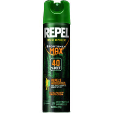 Repel Sportsmen Max Insect Repellent Aerosol Spray - 40% DEET