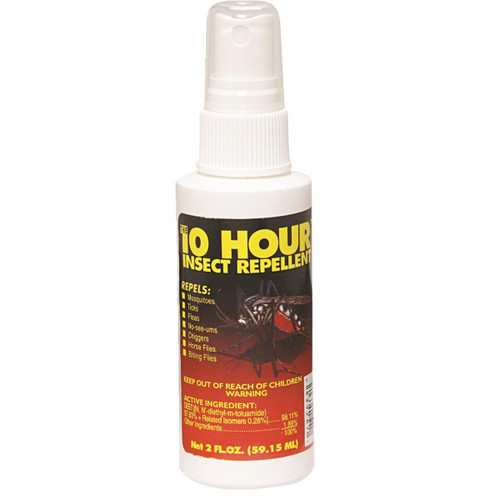 The 10-Hour Insect Repellent (DEET2A-BT)