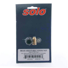 Solo Brass Adjustable Nozzle Kit (0610410-P) at CSPForestry.com