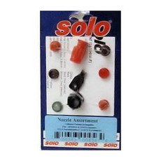Solo Sprayer Nozzle Assortment, 0610456-P