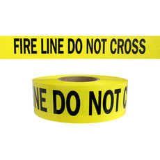 Presco Yellow Police Line Do Not Cross Barricade Tape - B3103Y15