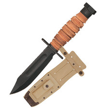 Ontario 499 Air Force Survival Knife, 6150