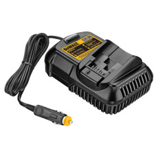 DeWalt 20-Volt Max Lithium-Ion Vehicle Battery Charger, DCB119