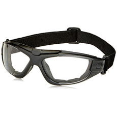 Radians Cuatro 4-in-1 Safety Glasses / Goggles, CT1-11