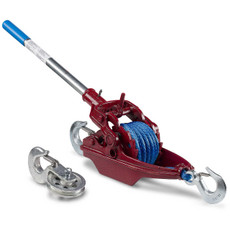 More Power Puller with Amsteel Blue Synthetic Rope