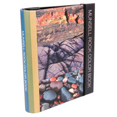 Munsell Rock-Color Chart Book (M50315B)