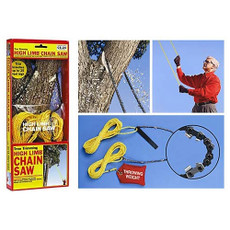 Green Mountain High Limb Chainsaw