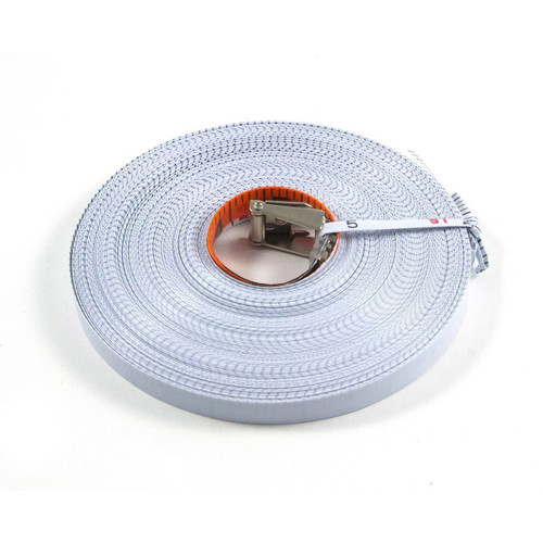 Keson 18 Series Open Reel Fiberglass Tape Refills English Scale