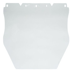 MSA V-Gard Industrial PC Flat Face Shield