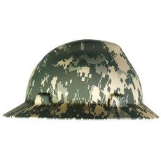 MSA Camouflage American Freedom Series V-Gard Hard Hat, 10104254