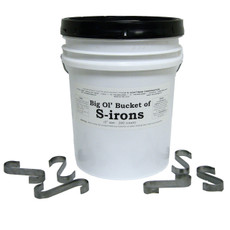 S Irons, Bucket of 200