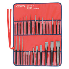 Stanley Proto Industrial Punch and Chisel Set - 26 PC, 577-46)