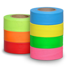 Presco Texas Sunglo Vinyl Roll Flagging Tape