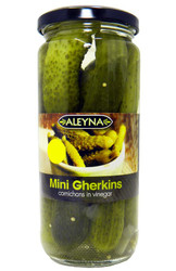 Aleyna - Mini Gherkins - 500g