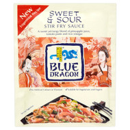 Blue Dragon Sweet & Sour Stir Fry Sauce - 120g - Pack of 2 (120g x 2)