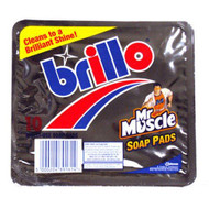 BRILLO SOAP PADS - 10
