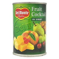 Del Monte Fruit Cocktail in Syrup 420g Pack of 2