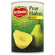 Del Monte Pear Halves in Juice 415g Pack of 2