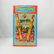 Flower King Incense Sticks - Pack of 12